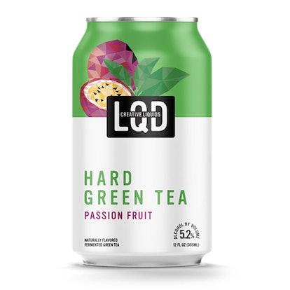 Passion Fruit Hard Green Tea