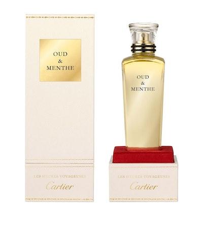 Les Heures Voyageuses Oud & Menthe Parfum