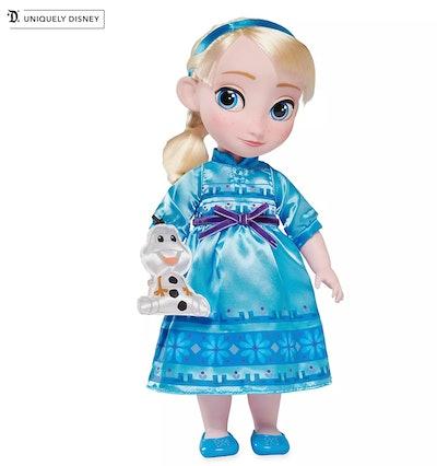 Disney Animators' Collection Elsa Doll – Frozen