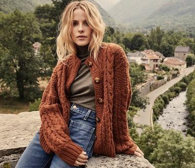 Skye Cardigan Sweater