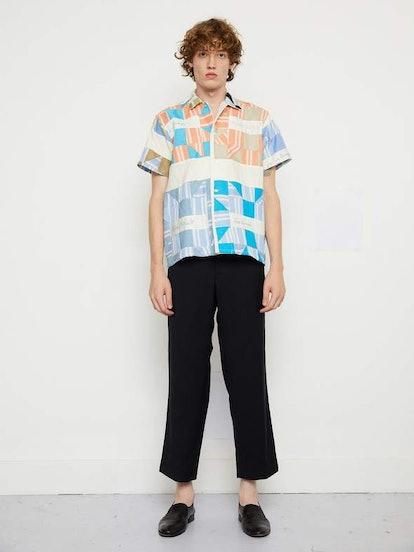 Grandma's Star Quilt Signature Shirt