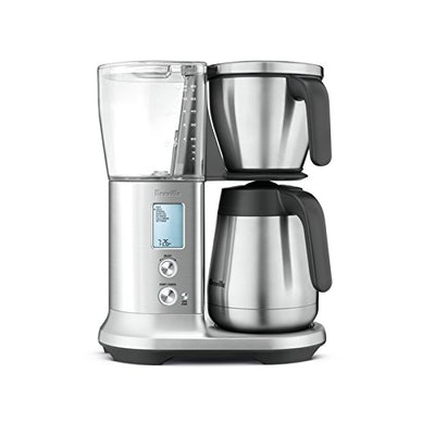 Breville Precision Brewer Coffee Maker With Pour-Over Adapter Kit