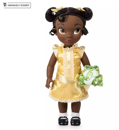 Disney Animators' Collection Tiana Doll – The Princess and the Frog