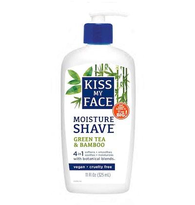 Kiss My Face Moisture Shave Shaving Cream