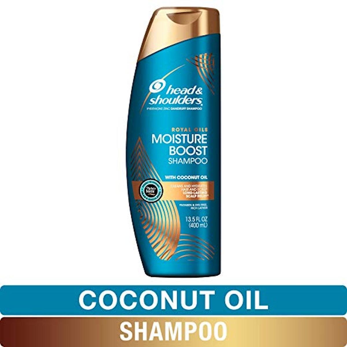 Head & Shoulders Royal Oils Moisture Boost Shampoo