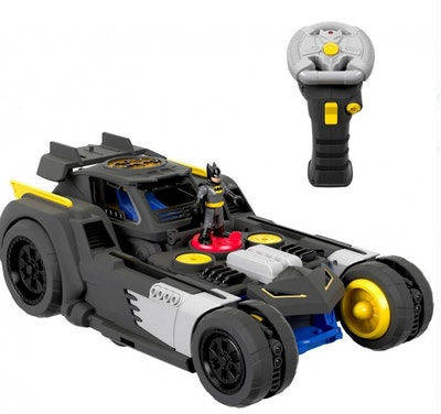DC Super Friends Transforming Batmobile R/C Vehicle