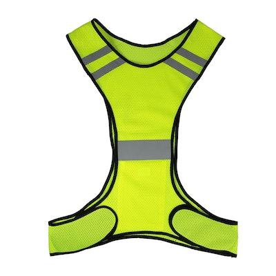 Lightweight Breathable Mesh Reflective Vest