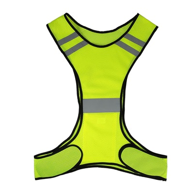 Lightweight Breathable Mesh Reflective Vest
