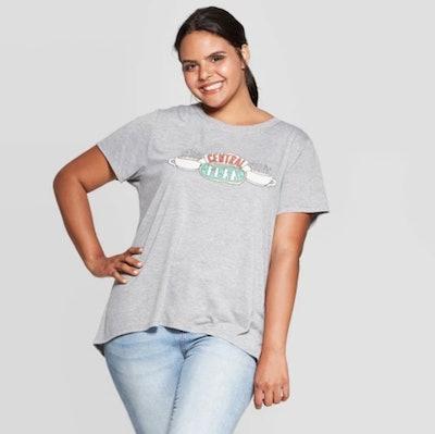 Women's Central Perk Short Sleeve Graphic T-Shirt