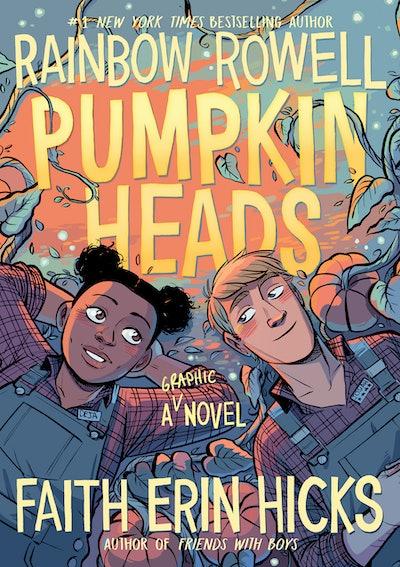 'Pumpkinheads' by Rainbow Rowell and Faith Erin Hicks