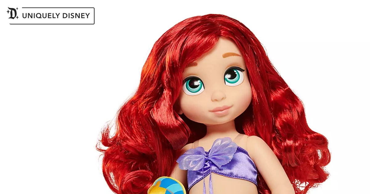 Ursula Maleficent Animators Collection Dolls Are Hitting Shopdisney Soon