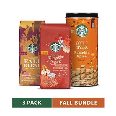 Starbucks Fall Bundle