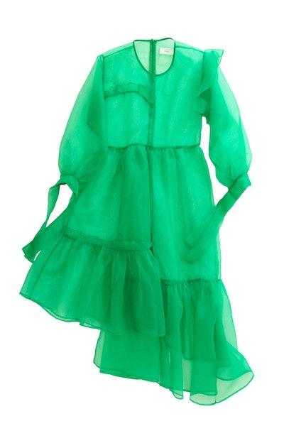 Nine Twenty-Seven Dress in Lime