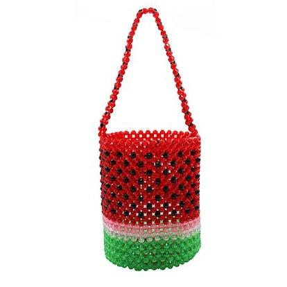 Watermelon Bucket Bag