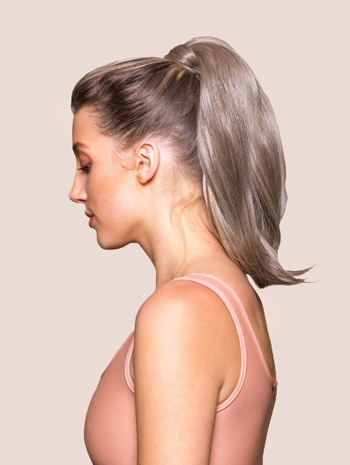 The Bella Ponytail Extension