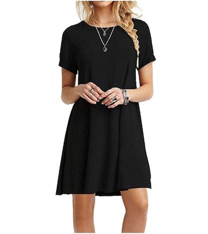 MOLERANI Women's T-Shirt Dress