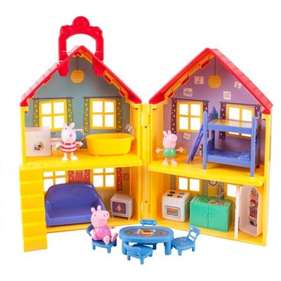 Peppa Pig Deluxe House Play Set