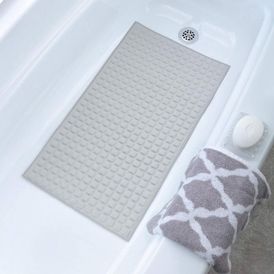 SlipX Solutions Pillow Top Bathtub Mat