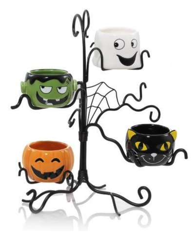 Halloween Friends Collection Multi Tree
