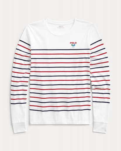 US Open Cotton Long-Sleeve Tee