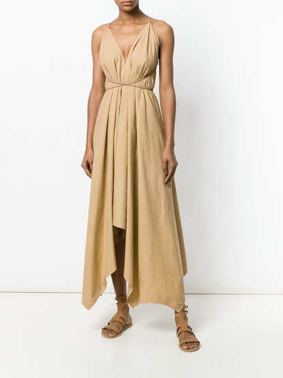 Yatzil Belt Dress