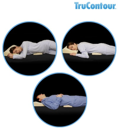 TruContour Lumbar Pillow