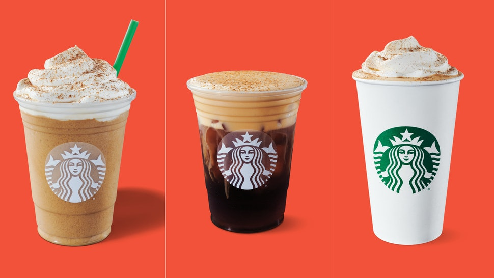 Here S A Full List Of Every Pumpkin Drink At Starbucks In 2019