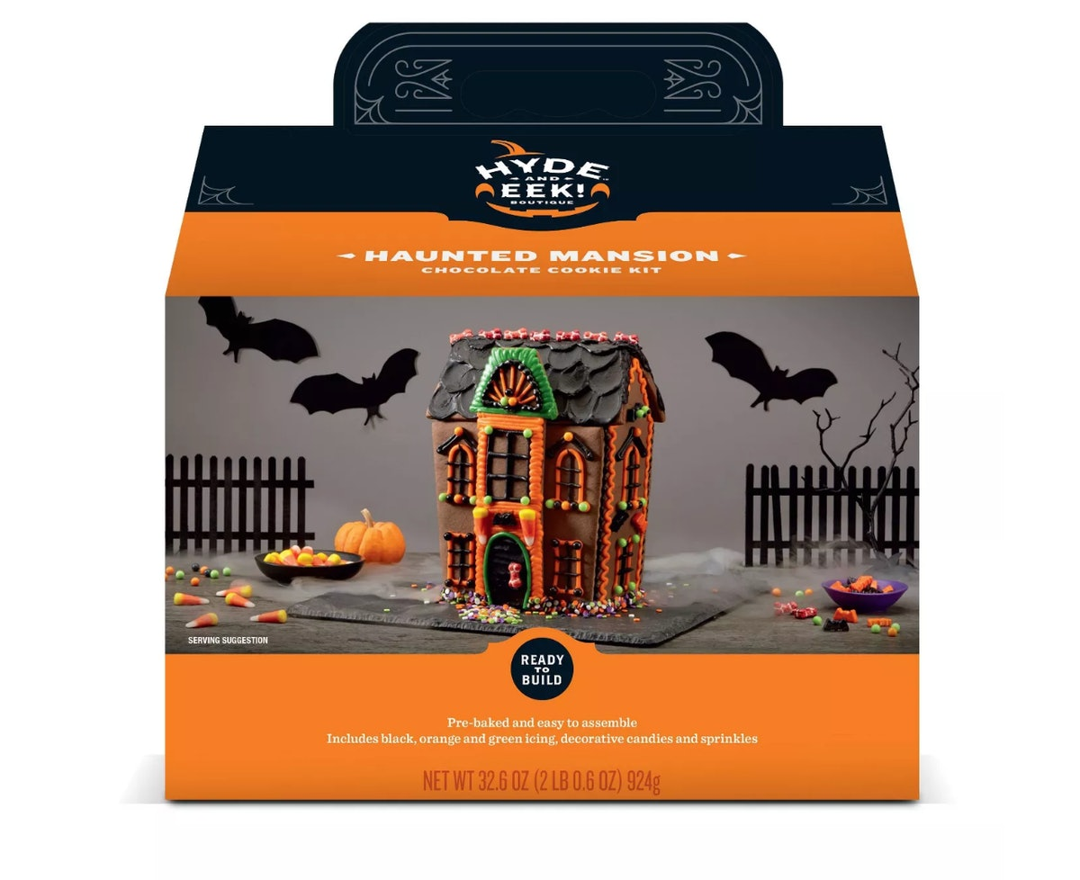 Hyde & EEK! Boutique Haunted Chocolate Mansion Cookie Kit