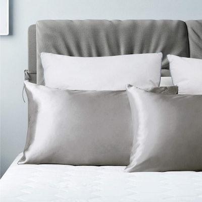 Bedsure Satin Pillowcase 2 Pack
