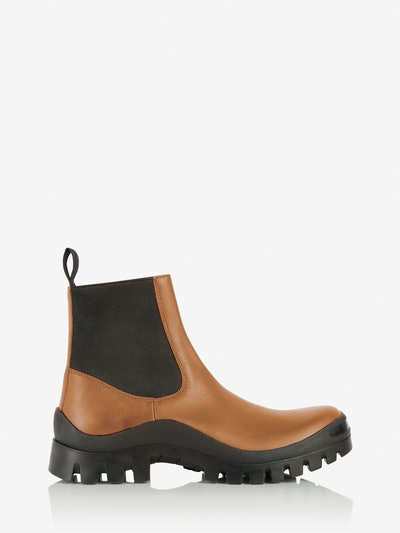 Catania Terra Chunky Boots