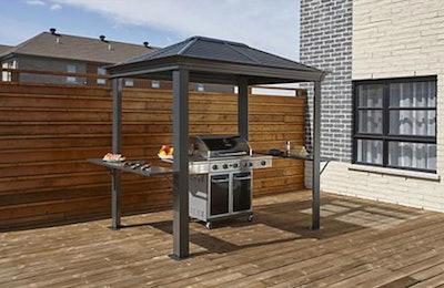 Sojag 5 x 8 Mykonos Grill Shelter
