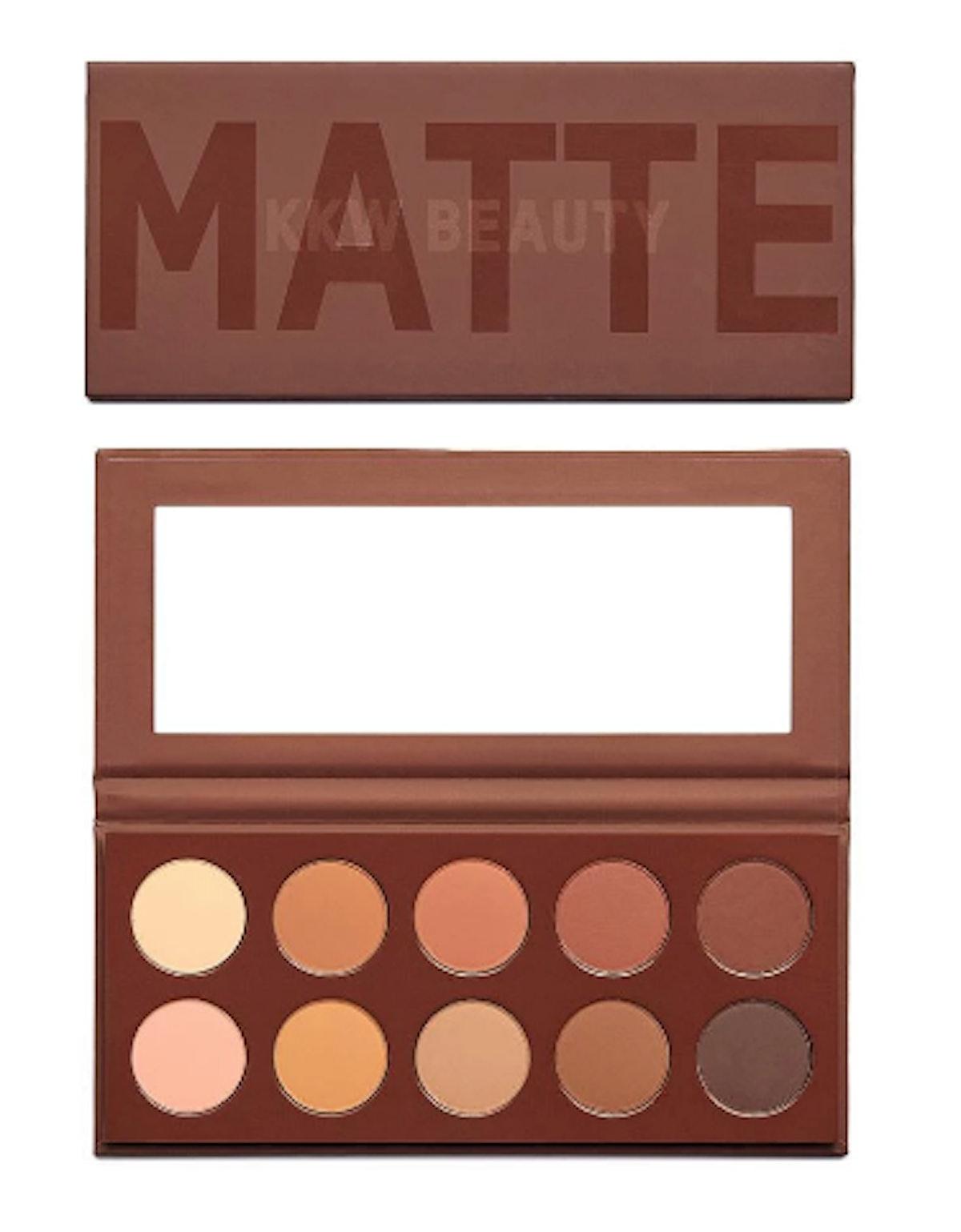 KKW Beauty MATTE COCOA Eyeshadow PALETTE