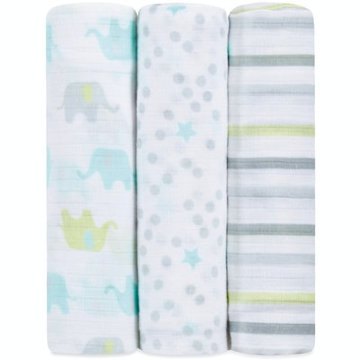 Ideal Baby (By the Makers of Aden + Anais) Swaddles