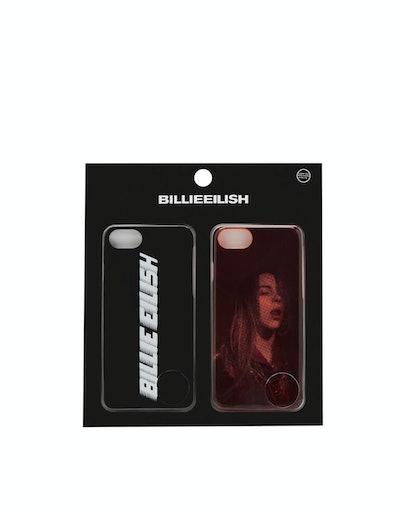 Billie Eilish x Bershka iPhone Case