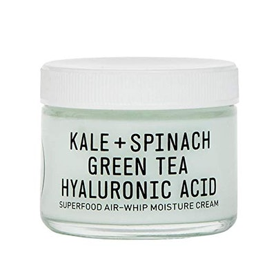 Kale + Spinach Green Tea Hyaluronic Acid