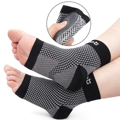 Dr. Foot's Compression Arch Support Sleeves (Sizes S-XL)