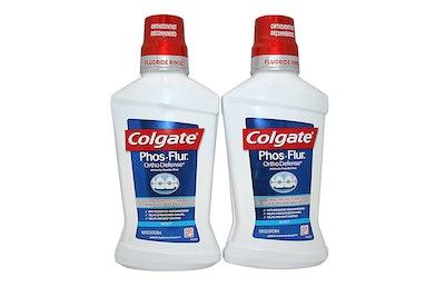 Colgate Phos-Flur OrthoDefense Anticavity Fluoride Rinse (2-Pack)