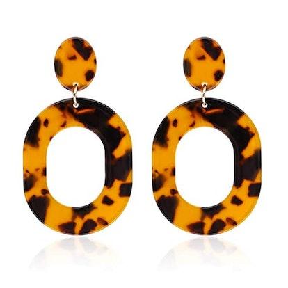 YAHPERN Acrylic Earrings