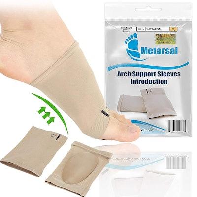 Metatarsal Arch Support Sleeve Socks
