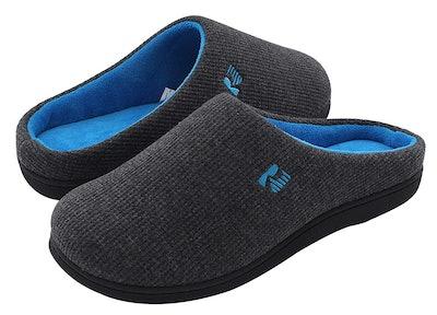 RockDove Men's Memory Foam Slippers (Sizes 5-14)