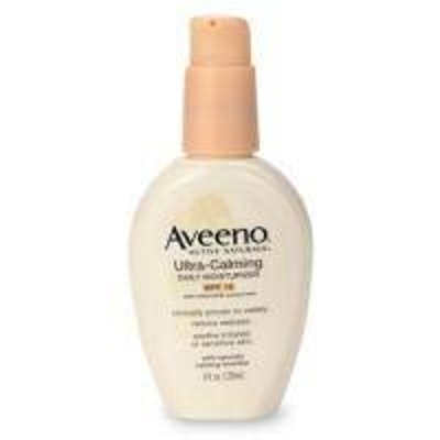 Aveeno Ultra-Calming Fragrance-Free Daily Facial Moisturizer