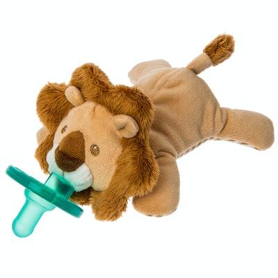 Wubbanub Afrique Lion Infant Pacifier - Mary Meyer Limited Edition