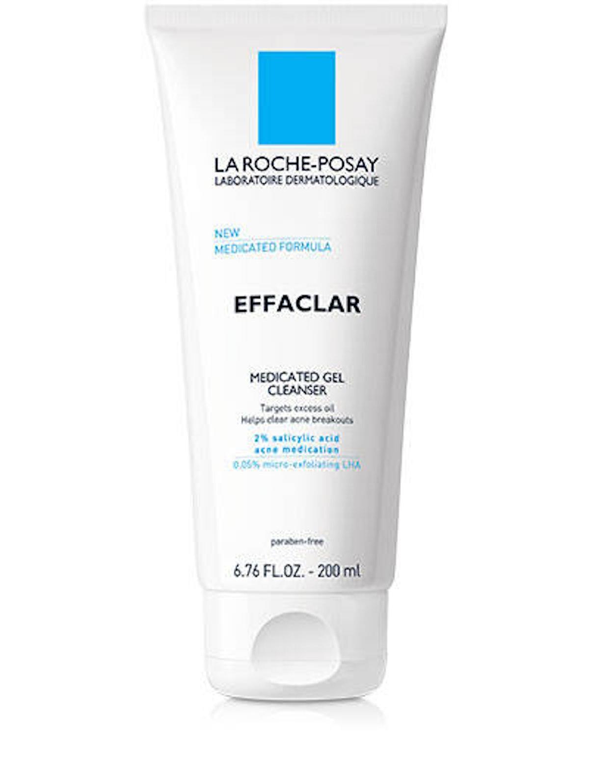 La Roche-Posay EFFACLAR Medicated Acne Face Wash