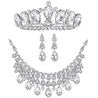 Bella-Vogue Bridal Jewelry Set