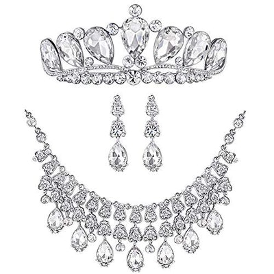 Bella-Vogue Bridal Jewelry Set