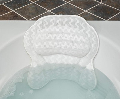 Bath Haven Ergonomic Bath Pillow