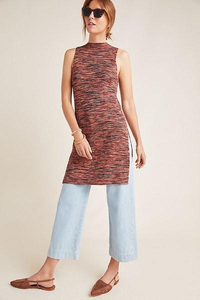 Tami Sleeveless Knit Tunic