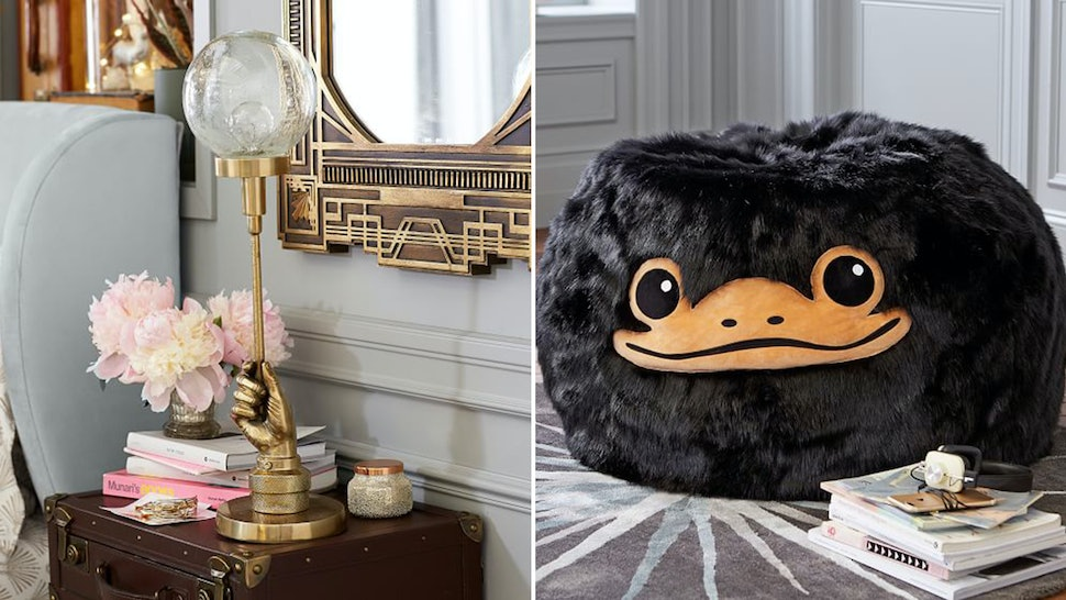 The Fantastic Beasts Collection At Pottery Barn Teen Will ...