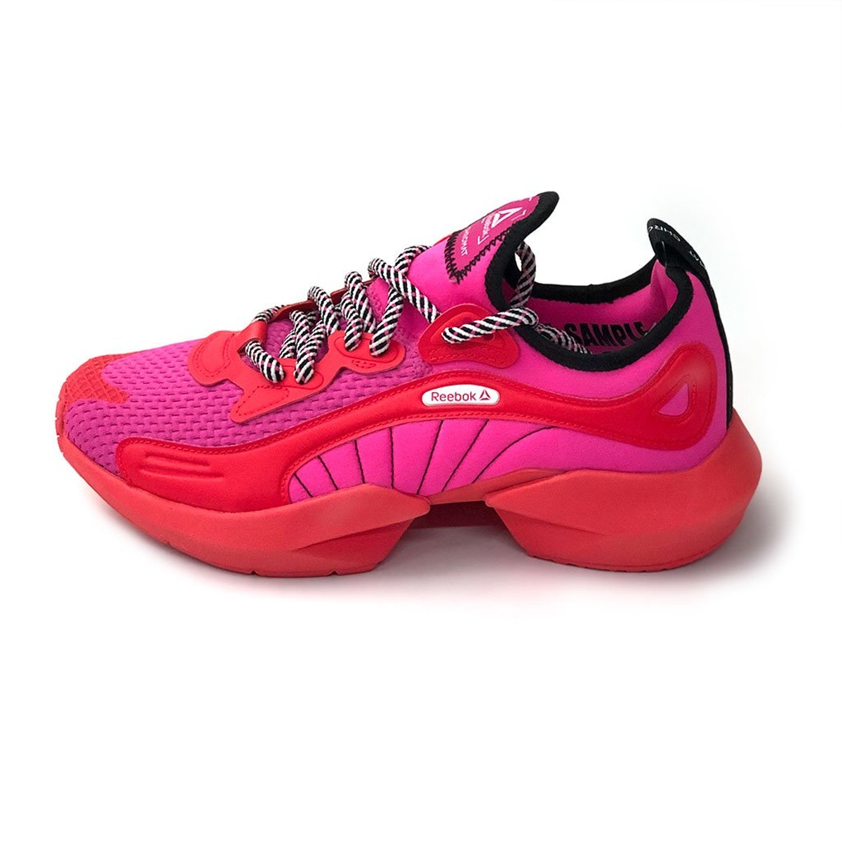 Reebok x Chromat Sole Fury Shoes in Pink