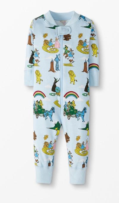 The Wizard Of Oz Sleeper In Organic Cotton